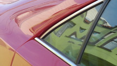 A16159 / bold pastels (janeland) Tags: dalycity california 94014 august 2017 automobile car reflections colorful abstract sooc toyota