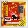 Auto No 6 (collageDP) Tags: mixedmedia collage paper cutandpaste car auto racing vintagecar vintagepaper