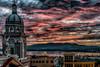 Sunset on the top of Casa Granda - 3 (AaronP65 - Thnx for over 12 million views) Tags: casagranda santiago cuba sunset