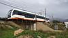 4105 (lagunadani) Tags: 4100 fgv trentram tranvia tram ferrocarril villajoyosa railway tormenta alicante vossloh