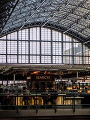 The Way To Travel (Jason_Hood) Tags: searcys stpancras stpancrasinternational trainshed