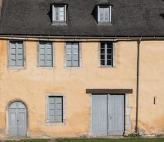 Château (XVIIe s.) des Nestes à Arreau (Hautes-Pyrénées, France) by Denis Trente-Huittessan -