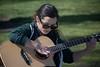 Pretty Play (Scott 97006) Tags: woman female lady beauty pretty guitar guitarist harmonic play music solo
