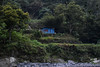 Paiwan Farm 2 (Bob Hawley) Tags: asia taiwan nikond5500 nikon18140mmf3556vrdx outdoors mountains rivers valleys forest nature sandimen pingtung evening agriculture farming huts aboriginalculture paiwanaborigines