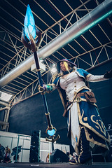 """Japan Weekend Barcelona 2018 Pasarela Cosplay • <a style=""""font-size:0.8em;"""" href=""""http://www.flickr.com/photos/140056126@N03/26900462768/"""" target=""""_blank"""">View on Flickr</a>"""