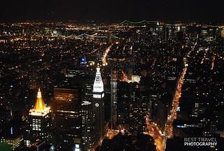 New York - Vista desde el Empire State