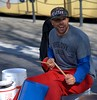 Street Bucket Drummer (Scott 97006) Tags: vocalist singer drummer buckets street entertainer