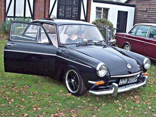 271 Volkswagen (Type 3) 1600 Notchback (1968)