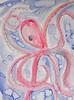 Happy Birthday, Jules! (BKHagar *Kim*) Tags: bkhagar birthday jules friend littlesister sis sister octopus happybirthday drawing sketch watercolor watercolour