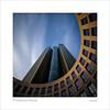 round (ekkiPics) Tags: city frankfurt pwc tower185 architecture square circle forms sky urban modern