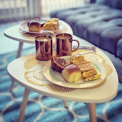 (傑森林 (Jason Lin)) Tags: google pixel2xl breakfast food 2018 home morning cup cofe bread sunnyvale