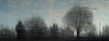 by the lake (Johnson Cameraface) Tags: 2018 january winter olympus omde1 em1 micro43 meyeroptikgorlitzoreston 50mm m42 f18 manualfocus johnsoncameraface ice frozen lake doncasterlakeside reflection tree silhouette southyorkshire