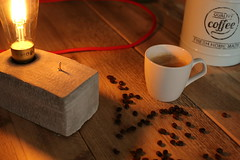 coffee (Toon De Backer) Tags: light coffee beans art 5d 50mm