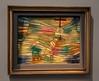 """""""Das Lamm"""" / Ölzeichnung auf Pappe von Paul Klee, 1920 (S. Ruehlow) Tags: museum städelmuseum städel museumsufer schaumainkai frankfurt sachsenhausen gemälde daslamm lamm klee paulklee 1920"""