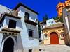 <Rincones> Granada (sebastiánaguilar) Tags: 2016 paisajeurbano calles granada andalucía españa