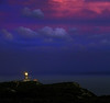 No matter what (Robyn Hooz) Tags: faro corsica lighthouse cielo clouds violet incredible francia france mare storm holiday