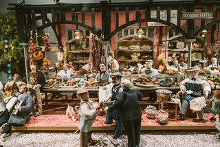 Basel Stadt and Toy Museum