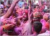 7659 - Holi Festival 2018 (chandrasekaran a 49 lakhs views Thanks to all.) Tags: holi festival traditions culture india spring chennai riotofcolours friendship love canoneos6dmarkii tamronef28300mm colours radha krishna