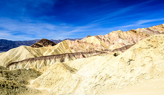 Gower Gulch Trail Vista