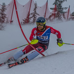 2018 FIS BC Cup - Men Slalom Day 2 - 3rd place PHOTO CREDIT: Chris Naas