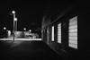 untitled-73-Edit (dvlmnkillatron) Tags: 35mm film bw olympusom2n selfdeveloped ilford delta 3200 pushed 6400 windows night evening