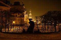 Dresden by svenweißenborn - Neue Kamera und erst einmal Testen.....  Ein ganz bekannte Blick über die Brühlsche Terrasse.