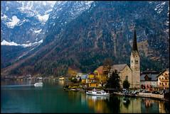 UNESCO World Heritage Hallstatt - das Echte! :-) (angelofruhr) Tags: österreich hallstatt alpen panoramio130730872244585