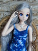 Blue Mix Cami top to show off Starlights eyes (DebiDooDoll) Tags: starlight smart doll