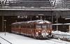 Akku-Winter in Kiel (horstebertde) Tags: schnee dbdeutschebundesbahn bahnhof 515 bahnsteighalle eisenbahn de eta akkutriebwagen kielhbf bundesbahn db deutschebundesbahn eta150