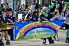 Saint Patrick's Day Saint Charles IL 2018 (Meridith112) Tags: saintpatricksday thecyclones 2018 spring nikonnikon 70300 nikond620 nikon nikon70300 march saintcharles il illinois midwest parade kids skates rollerblading youth rollerderby banner colorful fun