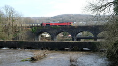 Underneath the Arches? (Invader1009) Tags: valleyofthewitch 66150 66230 aberdulais