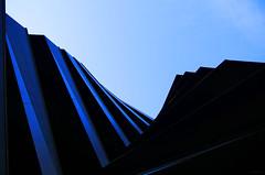 Anguleux (Atreides59) Tags: rhone rhône lyon ciel sky bleu blue urban urbain street pentax k30 k 30 pentaxart atreides atreides59 cedriclafrance architecture