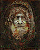 Homeless (cirooduber) Tags: visualart trollieexcellence awardtree ostagram oldman oldwoman digitalarttaiwan homeless