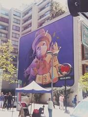 Santiago, Chile (Lucerito Corrales) Tags: santiago chile estación bellas artes