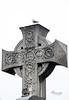 High Point (Monaggio) Tags: barcelona poblenou cementerio cemetery cruz cross bird seagull gaviota pájaro ave