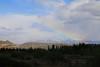 Chile Chico, rainbow (blauepics) Tags: chile patagonia patagonien landscape landschaft andes anden natur nature clouds wolken hills hügel chico región de aisén panorama rainbow rain regen regenbogen colours farben
