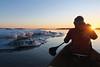 Vernal Equinox 2018 Paddle (1) (deanspic) Tags: vernal equinox 2018 vernalequinox2018 g3x berginisland lakestlawrence paddle paddling canoe canoeing paddleon3 hdr incamerahdr