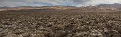 Becoming Stone (Ramen Saha) Tags: deathvalley deathvalleynationalpark badwaterbasin badwater nationalpark california ramensaha panorama manlylakesaltbed devilsgolfcoursearea
