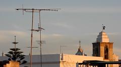 Olhão 2017 - As Sete e Meia da Tarde 01 (Markus Lüske) Tags: portugal algarve olhao olhão telhado ria riaformosa architektur sunset sonnenuntergang lüske lueske