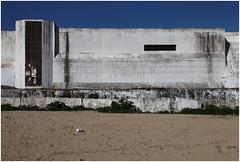 The Wall (LichtEinfall) Tags: maroc629wallfin raperre thewall marokko tanger