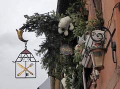 2017.12.27.006 COLMAR - Restaurant le Maréchal (alainmichot93 (Bonjour à tous - Hello everyone)) Tags: 2017 france europe ue alsace basrhin grandest colmar enseigne