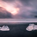 Diamond beach - Iceland - Seascape photography thumbnail