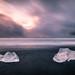 Diamond beach - Iceland - Seascape photography