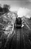 Gone Forever (Woodypug) Tags: westgermany schweinfurt 1975 railroad steam locomotive om2 blackwhite