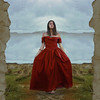Escape de cuento // Story escape (Kathy Chareun) Tags: escape scape tale cuento paper papel field campo sky cielo dress vestido rojo red rouge day dia clouds nubes art arte fineart fineartphotography ps photoshop lr lightroom grass pasto green verde old antiguo viejo woman mujer femme girl chica