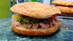 Pan de Queso y Harina de Coco (vladimir prieto) Tags: comidas lowcarb keto pan bread