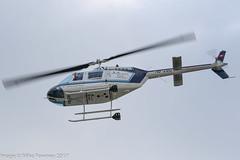 HB-ZBU - 1984 Agusta built Bell 206B Jet Ranger II, departing Friedrichshafen during Aero 2017 (egcc) Tags: 8649 ab206b aero aerofriedrichshafen aerofriedrichshafen2017 agustabell bell bell206 bell206b bodensee edny fdh friedrichshafen hbzbu helicopter helikopterservicetriet imist isimb jetranger lightroom