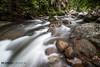 Waterfall (KIMI KANTA) Tags: waterfall longexposure slowshutter canon eos delightingyoualways panorama green white smooth myartwork art coldandcool