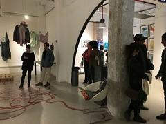Exhibition at Art Lover Ground Barcelona