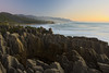 Pancakes Rocks (tinmarmade) Tags: landscape paysage sunset soleil coucher sea mer roche rocks pancakes nouvellezélande newzealand punakaiki travel voyage long exposure longue exposition nikonnz